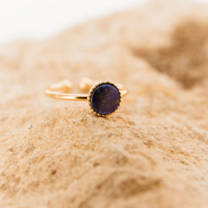 Bague Bonnie Bleue